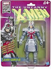 Marvel Legends Silver Samurai X-Men Retro Wave 1 Action Figure 6-Inch IN STOCK