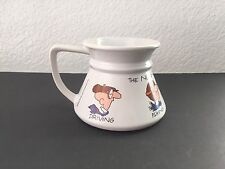 Vintage Funny The Non Spill Mug For Driving Flying Boating & Sex Coffee Tea Cup