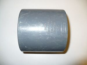"""Spears 829-030, 3"""" PVCI Schedule 80 Coupling, Shipping discounts for 2+"""