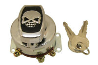 Fat Bob Ignition Switch with 6 Terminals For Harley Davidson