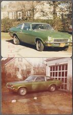 Vintage Car Photos 1972 Chevrolet Vega Chevy Automobile 712639