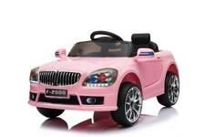 B-Sport Kinderfahrzeug Elektrofahrzeug Kinder Elektroauto mit Fernbedienung Pink