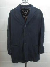 Dolce & Gabbana D & G Men's Blue 3 Button Wool Blend Jacket Size 50