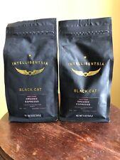 INTELLIGENTSIA Black Cat Organic Expresso Whole Bean Coffee-2 Bags