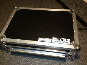 FLIGHT-READY flight case ONLY for Pioneer DDJ-SR  DJ controller - missing shelf