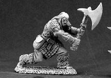 Reaper Miniatures Dark Heaven Legends 03468 Barbarian Hero