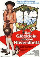 Das Glöcklein unterm Himmelbett ORIGINAL A1 Kinoplakat Ch. Schuberth / R. Wolter