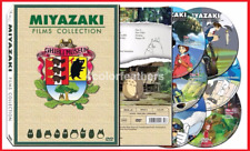*NEW* 17 Movie Miyazaki Films / Studio Ghibli Collection DVD Box Set ENGLISH