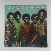 THE JACKSONS s/t PE34229 F/W Philly NS LP Vinyl VG+ Cover VG+ GF 1976