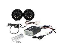 X-AMP.SPK 2-CHANNEL 350W MINI CAR MARINE BOAT MOTORCYCLE AMPLIFIER NEW