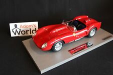 BBR Ferrari 250 TR Street Version 1:18 red (PJBB)