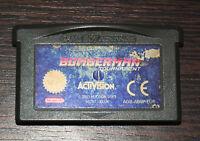 Jeu BOMBERMAN TOURNAMENT pour Nintendo Game Boy Advance GBA