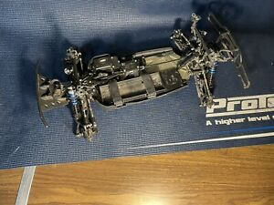 LOSI TEN SCTE WITH UPGRADES- MAKE AN OFFER! NEED GONE NOW!