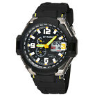 Fashion Mens Date Stainless Steel LED Sport Digital Quartz Wrist Watch