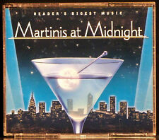 Reader's Digest Music Martinis at Midnight (4 CDs, 2005 Universal)