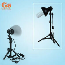 Photo Studio Portable Kit Lampshade Head + 40cm Light Stand For SoftboxTent