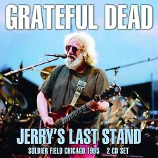 GRATEFUL DEAD 'JERRY'S LAST STAND' (Soldier Field Chicago 1995) 2 CD (4 Sept.)