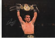 Scott Quigg Signed A3 Photograph (SQ1) - Hand Signed with COA