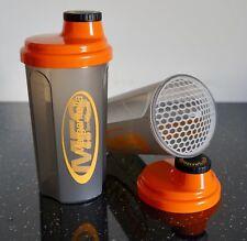 5x Protein Shaker Blender Mixer Water Bottle - 700ml High Quality Bulk Buy