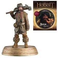 Eaglemoss * Bofur * #13 Dwarf Figurine & Magazine Hobbit Lord of the Rings LOTR