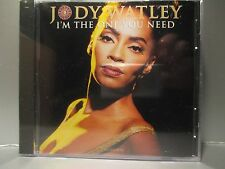 I'm The One You Need by Jody Watley [Audio CD Single] Brand New