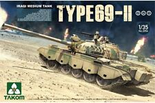 Takom TAKO2054 1/35 Iraqi Medium Tank Type-69 II 2 in 1