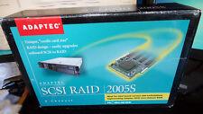 Adaptec Ultra 160 SCSI Raid 2005S, SO-DIMM PCI, RAID 0, 1, 5, 0/1, JBOD, 0/5