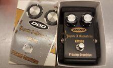 DOD Digitech YJM308 Yngwie J Malmsteen Preamp Overdrive Guitar Effect Pedal