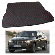 Anti Scrape Leather Car Trunk Mat Carpet Fit for BMW X1 2010 11 12 13 14 2015
