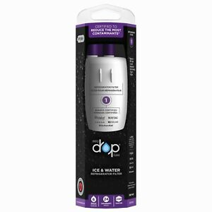 EveryDrop by Whirlpool 10383251 Refrigerator Water Filter 1, EDR1RXD1 (Pack of 1