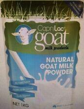 CapriLac Goat Milk Powder 1kg ( HALAL)
