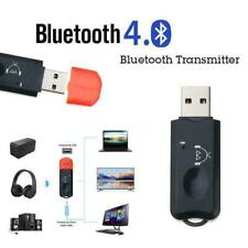 Mini Wireless Bluetooth Car Kit Hands free Jack AUX Receiver Audio Adapter L1U0