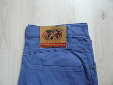 Jeans Vintage 1990er Hose Coca Cola Collection Size 30x32 blau