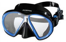 NEW Atomic Subframe Underwater Mask Black And Blue / Free Shipping