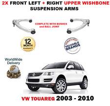 Para VW Touareg 7L 2003-2010 2X Delantero Izquierdo + Derecho Superior Horquilla