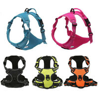 Truelove No-pull Dog Harness Reflective Adjustable Pet Padded Vest 3M Scotchlite