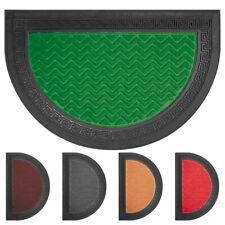 OLIVO.shop - Greca zerbino da esterno resistente e assorbente in gomma 40x60 cm