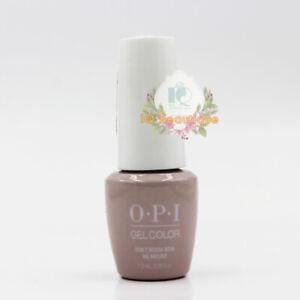OPI GelColor Soak-Off Gel Polish 0.25oz / 7.5ml  MINI - Don't Bossa... [GCA60B].