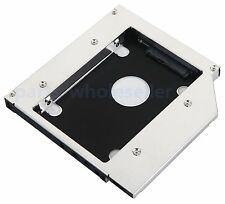 2nd Hard Drive SSD HD HDD Caddy for Lenovo IdeaPad G500 G505 G510 G530 G550 G555