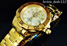 Invicta Men's 47mm GRAND DIVER AUTOMATIC High Polished MOP Dial 300m SS Watch