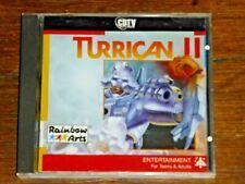 Turrican II Amiga CDTV Game