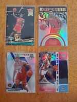 1992-93 Fleer Ultra NBA Michael Jordan  Chicago Bulls, HOF. Barkley pippen dumar