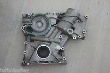 MERCEDES SLK230 C230 TIMING COVER front engine R170 98 99 00 01 02 03 oil filer