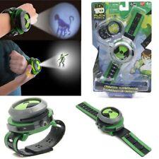 Ben 10 Watch Alien Viewer Projector toy Style Kids Watch juguete Lights Omnitrix