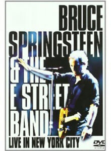 Bruce Springsteen : Live In New York City - Édition
