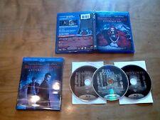 Red Riding Hood (3 Disc) DVD/Blu-Ray*WB*Modern Horror*Slip Case*
