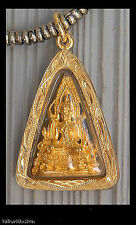 BUDDHA BUDDHIST THAI AMULET PENDANT 5