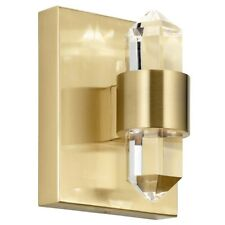 Kichler Wall Sconce LED, Champagne Gold - 84070CG