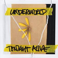 TONIGHT ALIVE - UNDERWORLD (LIMITED TRANSPARENT GOLD VINYL)   VINYL LP NEW