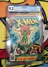 The X-Men #101 (Oct 1976, Marvel) CGC Graded 9.2 1st Phoenix